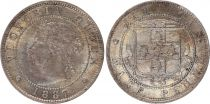 Jamaica 1/2 Penny Victoria - Arms - 1887