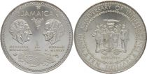 Jamaica 10 Dollarsyears of Independance 1962-1972 - Silver - KM.60