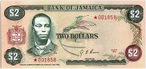 Jamaica 2 Dollars, Paul Bogle - 1978