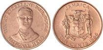 Jamaïque 10 Cent Paul Bogle - 1996