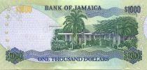 Jamaïque 1000 Dollars Michael Manley - Maison de la Jamaîque