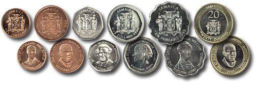 Jamaïque JAM.001 - 1996/2003