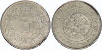 Japan 1 Yen Dragon  - 1903 Meiji 36