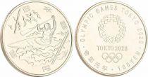 Japan 100 Yen, Canoe - Olympics Games TOKYO 2020 - AU