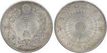 Japan 50 Sen, Fleur - 1916 ( Y 5)