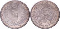 Japon 1 Yen Dragon  - 1903 Meiji An 36 - SUP+
