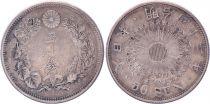 Japon 50 Sen - 1910 Meiji An 43 - Sup