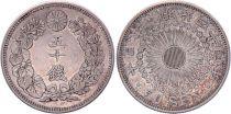 Japon 50 Sen - 1911 Meiji An 44 - Sup