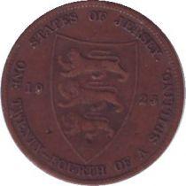 Jersey 1/24 Shilling