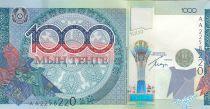 Kazakhstan 1000 Tengé Ornements - Hybride 2010