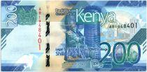Kenya 200 Shillings - Education - 2019 - Neuf