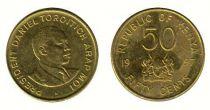 Kenya 50 Cents