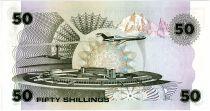 Kenya 50 Shillings  - Daniel Toroitich Arap Moi -1985