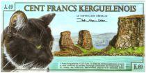 Kerguelen Islands 100 Francs, Yves-Joseph de Kerguelen-Trémarec - Cat 2010