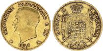 Kingdom of Napoleon 20 lire Napoleon I - 1813 M Milan - Gold