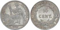 KM.16.2 10 Cents, République et Laurier - A-Paris - 1937