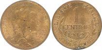 KM.840 GAD.90 1 Centime, Liberty head - 1912