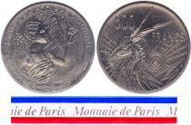 Kongo 500 Francs - 1976 - Test strike