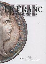 Le Franc VIII : Les Monnaies Edition 2009