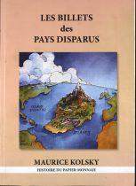 Les Billets des Pays Disparus - M. Kolsky 2014