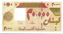 Liban 20000 Livres Motifs géométriques - 2004