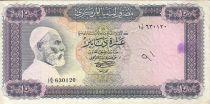 Libia 10 Dinar Omar El Mukhtar - Horsemen