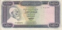 Libyen 10 Dinar Omar El Mukhtar - Horsemen