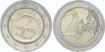 Lituanie 2 Euro Culture Baltique - 2016