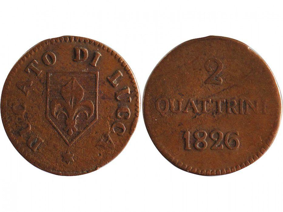 Lucca 2 Quattrini Arms