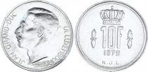 Luxembourg 10 Francs Grand Duc Jean - 1979