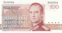 Luxembourg 100 Francs 1986