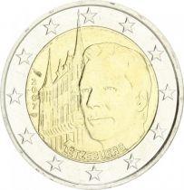 Luxembourg 2 Euros Grand-Duc Henri - Palais Grand-Ducal - 2007