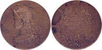 Luxembourg Médaille - 300 ans du Collège Jésuite Luxembourgeois - 1903