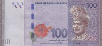 Malaisie 100 Ringitt T.A. Rahman - Mont Kinabalu - 2018