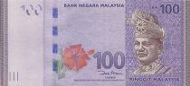 Malaisie 100 Ringitt T.A. Rahman