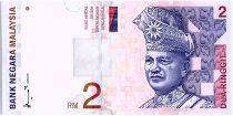 Malaisie 2 Ringgit, T.A. Rahman  - 1996 - P.40 a