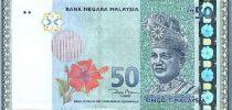 Malaisie 50 Ringitt T.A. Rahman
