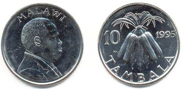 Malawi 10 Tambala