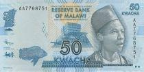 Malawi 50 Kwacha Philip Gomani II