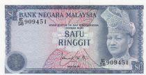 Malaysia 1 Ringitt T.A. Rahman - 1976 - P.13a - UNC