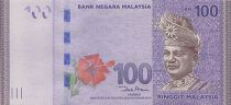 Malaysia 100 Ringitt T.A. Rahman