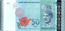 Malaysia 50 Ringitt T.A. Rahman - 2009
