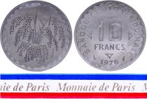 Mali 50 Francs - 1976 - Test strike - Central Bank of Mali