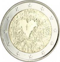 Malta 2 Euro Human Rights - 2008 - AU