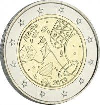 Malte 2 Euro Malte  - Jeux - 2020