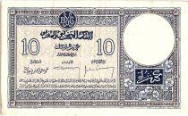 Maroc 10 Francs 01-04-1926 - TTB - Série T.778 - P.11b