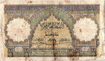 Maroc 100 Francs - Ksar d\'Aït-ben-haddou - 01-03-1945 - TB - Série S.1544 - P.20