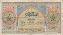 Maroc 100 Francs - Meknes -  1943 - TTB  - Série S275 - P.27