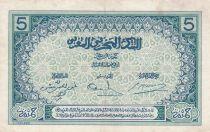 Maroc 5 Francs Ornements - 1924 - Série C.4297 - TTB + - P.9