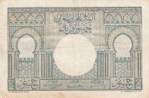 Maroc 50 Francs Porte, décor oriental - 02-12-1949 - TTB - Série K.12-65402 - P.44